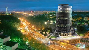Business-center, Bolsunivska (Strutynskoho Serhiia), Kyiv, Y-112 - Photo3