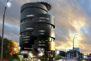 Бизнес-центр, Болсуновская (Струтинского Сергея), Киев, Y-112 - Фото 4