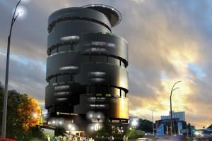 Бизнес-центр, Болсуновская (Струтинского Сергея), Киев, Y-113 - Фото 4
