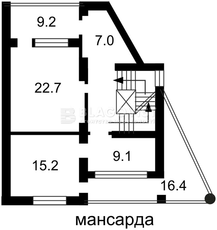 Квартира A-91656, Редутная, 8, Киев - Фото 6