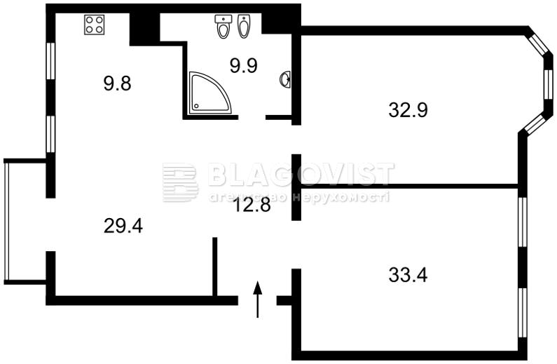 Квартира C-61579, Хрещатик, 15, Київ - Фото 7