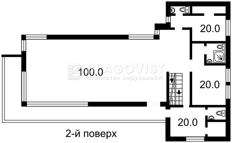 Будинок X-5778, Гореничі - Фото 3