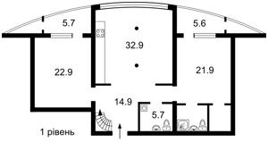 Квартира Перемоги просп., 131, Київ, F-30145 - Фото2