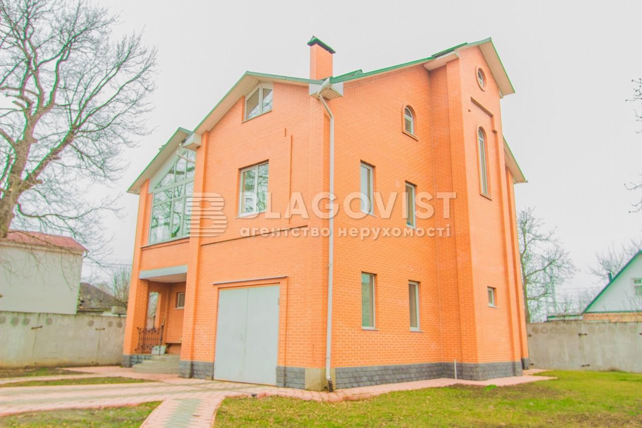 Дом X-3636, Малоземельная, Киев - Фото 2