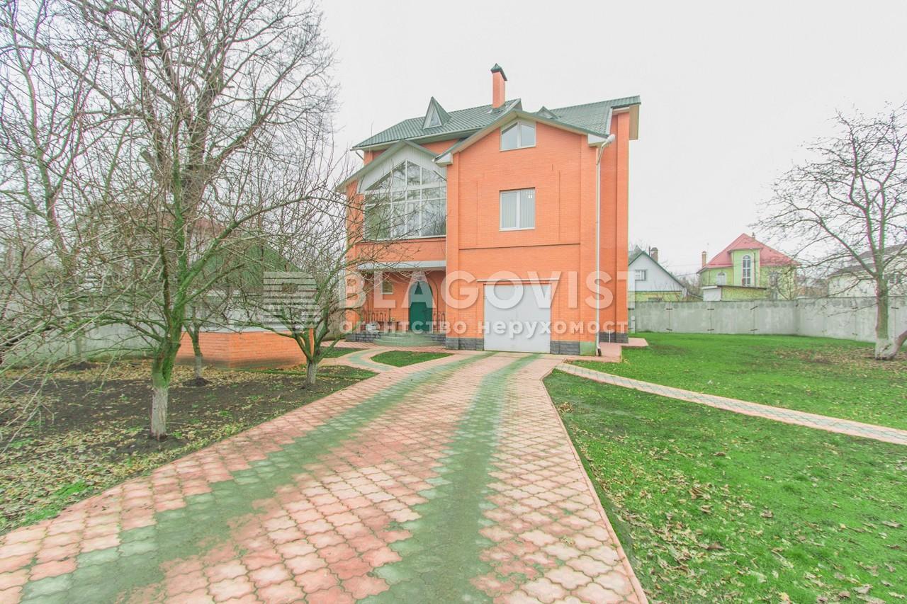 Дом X-3636, Малоземельная, Киев - Фото 1