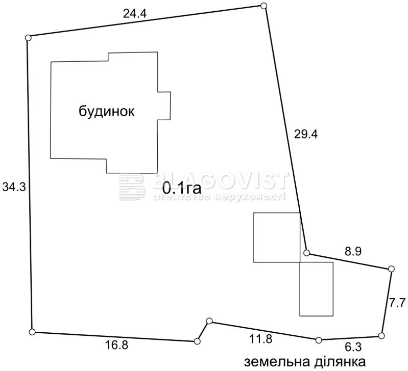 Дом X-3636, Малоземельная, Киев - Фото 7