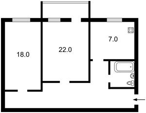 Квартира Эспланадная, 2, Киев, Z-1339511 - Фото2