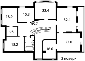 Будинок Старі Петрівці, X-6230 - Фото 3
