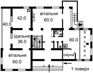 Дом B-72018, Старокиевская, Козин (Конча-Заспа) - Фото 4