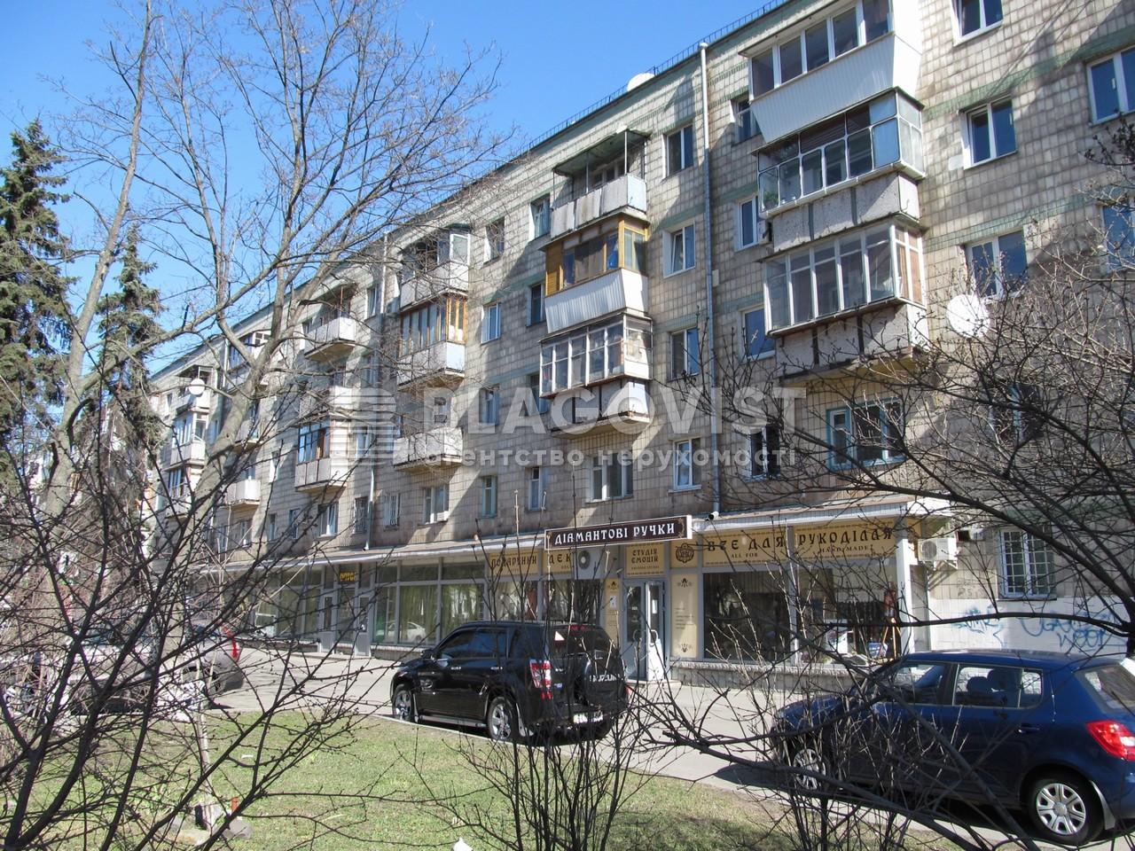 Квартира F-30375, Вышгородская, 46в, Киев - Фото 1