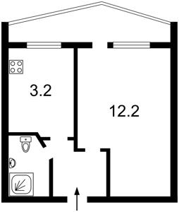 Квартира Z-652726, Литвиненко-Вольгемут, 5б, Київ - Фото 2