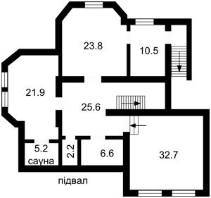 Будинок Краснова М., Київ, Z-797732 - Фото