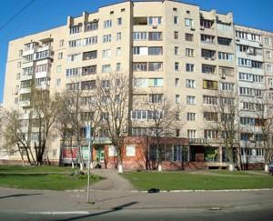 Квартира Симиренка, 14/9, Київ, Z-639524 - Фото