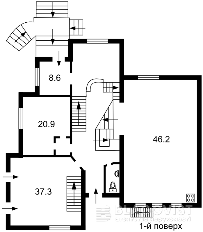 Дом M-15320, Козин (Конча-Заспа) - Фото 5