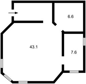 Дом P-11325, Вита-Почтовая - Фото 11