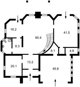 Дом P-11325, Вита-Почтовая - Фото 8