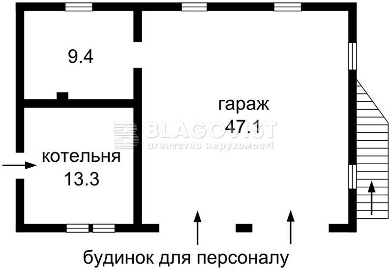 Дом M-24309, Козин (Конча-Заспа) - Фото 8