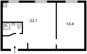 Квартира Жилянская, 45, Киев, X-9935 - Фото2