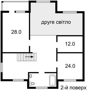 Дом Новые Безрадичи, F-30981 - Фото 2