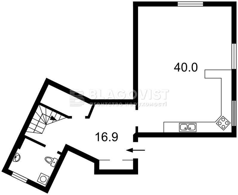 Квартира F-30954, Толстого Льва, 25, Киев - Фото 4