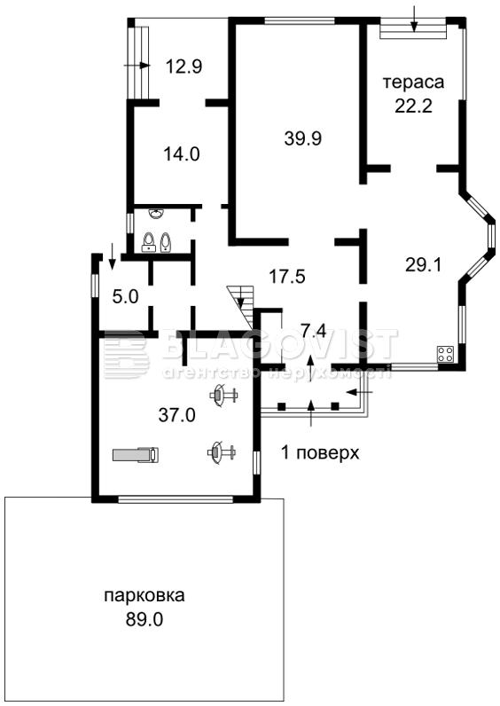 Дом X-7579, Вишенки - Фото 2