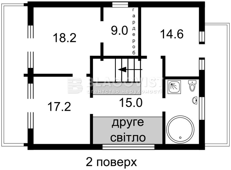 Дом F-25960, Буча (город) - Фото 3