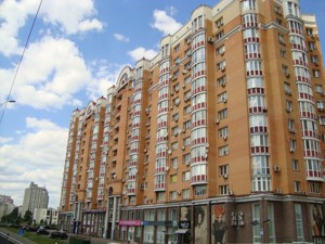 Квартира Героев Сталинграда просп., 10а, Киев, P-27592 - Фото