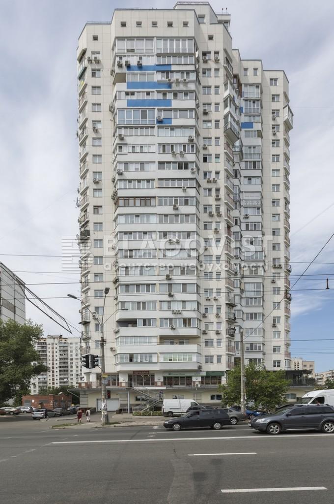 Нежитлове приміщення, Z-969663, Героїв Сталінграду просп., Київ - Фото 1