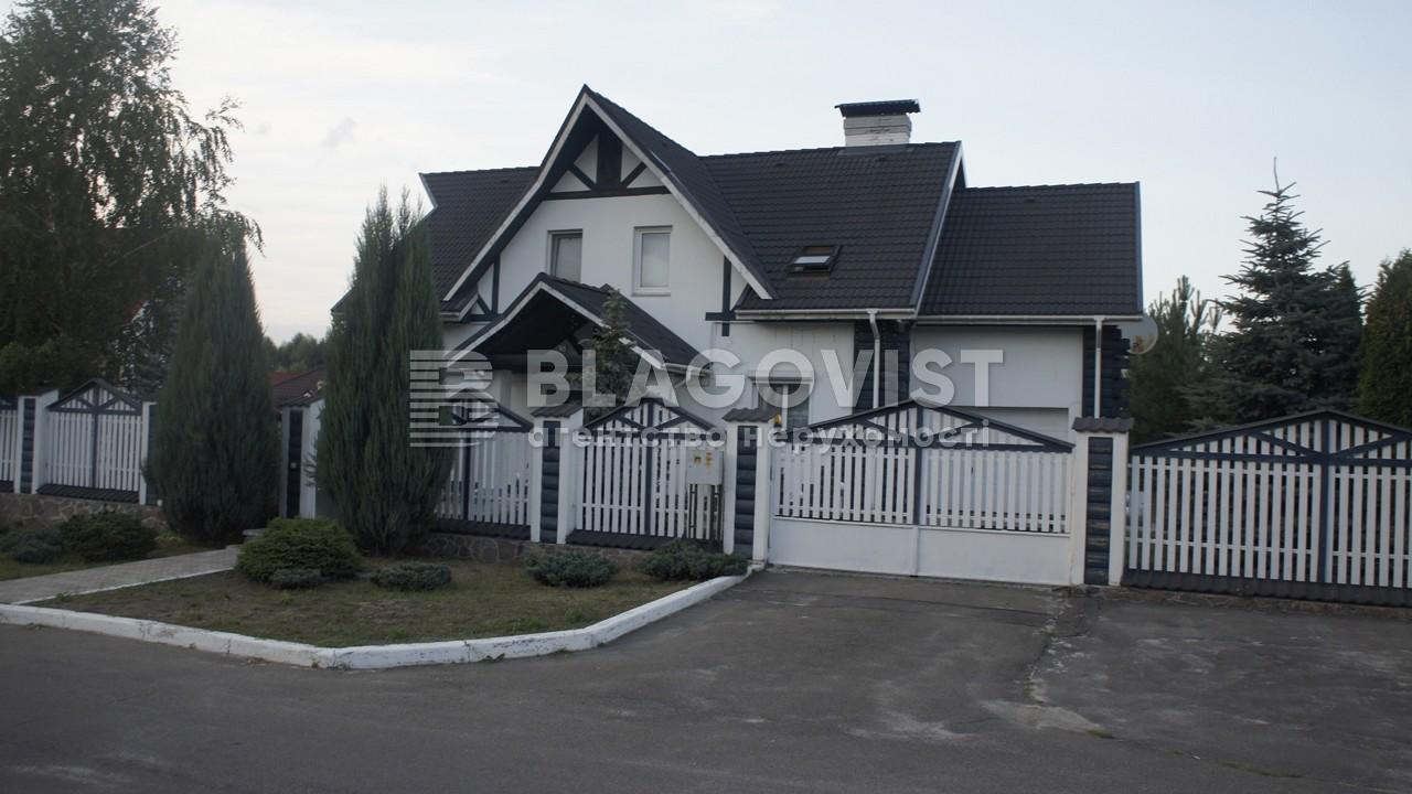 Дом Z-1056847, Печерская, Софиевская Борщаговка - Фото 1