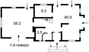 Дом Лесники (Киево-Святошинский), A-101534 - Фото2