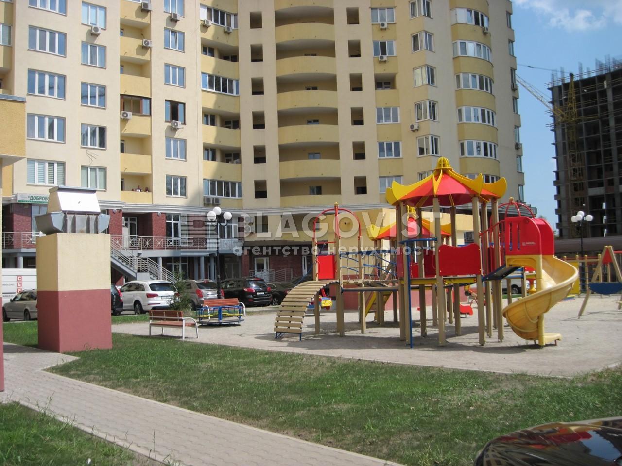 Нежилое помещение, A-107837, Максимовича Михаила (Трутенко Онуфрия), Киев - Фото 3