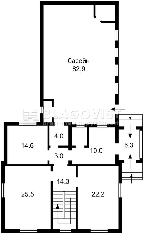 Будинок E-32803, Лобановського, Чайки - Фото 3