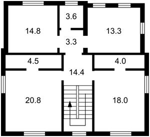 Будинок E-32803, Лобановського, Чайки - Фото 4