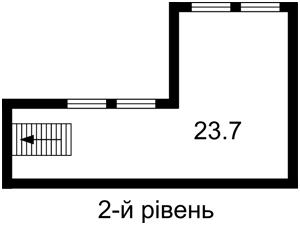 Офис, Институтская, Киев, A-101882 - Фото 3