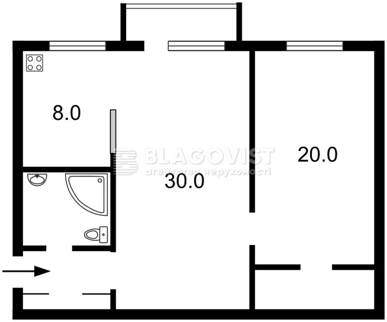 Квартира Z-582111, Крещатик, 25, Киев - Фото 4