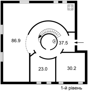 Квартира Бессарабська пл., 5, Київ, Z-957023 - Фото2