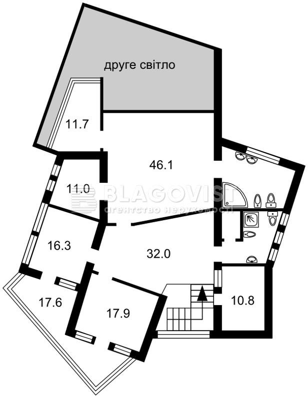 Будинок K-2965, Артезіанський пров., Київ - Фото 4