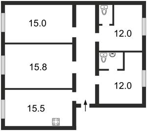 Квартира B-77772, Петропавлівська, 48/1, Київ - Фото 2