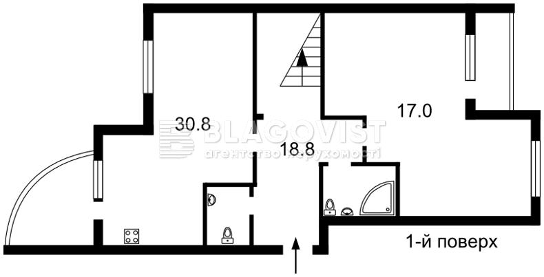 Квартира Z-591170, Саперно-Слобідська, 10, Київ - Фото 4