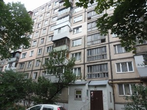 Квартира Зодчих, 4, Київ, Z-121788 - Фото1