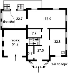 Дом Вильямса Академика, Киев, Z-633632 - Фото