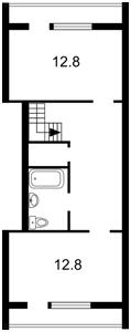 Квартира Лифаря Сержа (Сабурова Александра), 11а, Киев, Z-757322 - Фото3