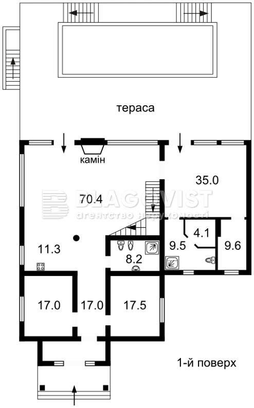 Дом M-16221, Стоянка - Фото 2
