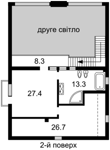 Будинок Стоянка, M-16221 - Фото 3
