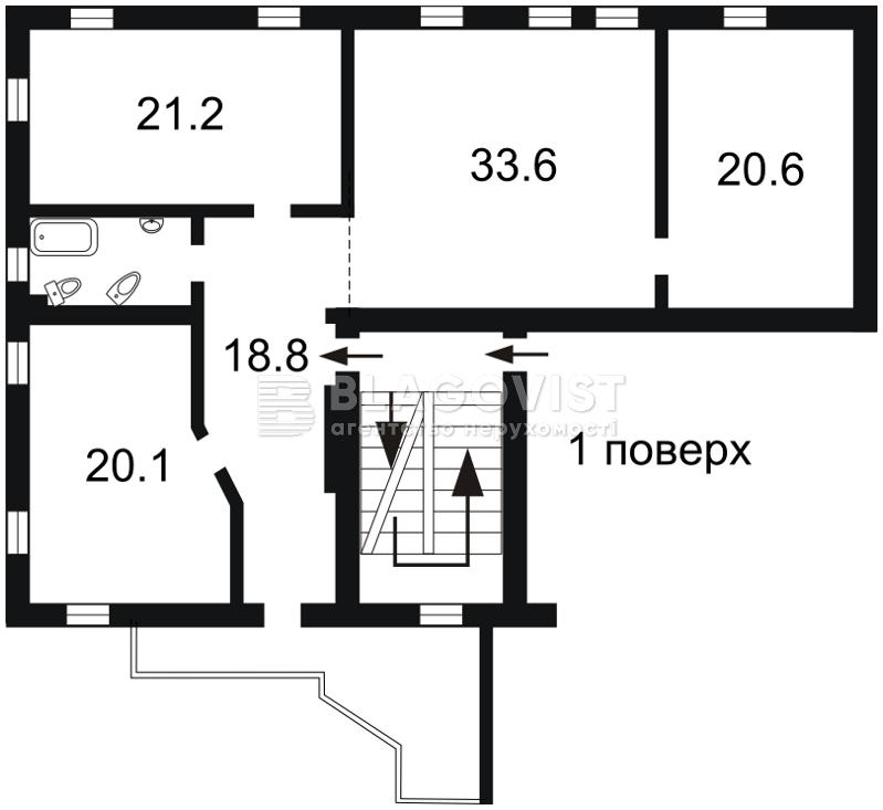Дом, H-32711, Белецкого Академика, Киев - Фото 1
