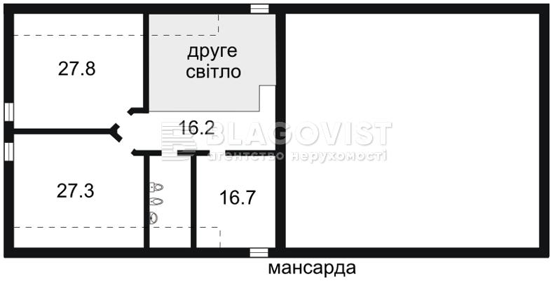 Будинок, H-32711, Білецького Академіка, Київ - Фото 4