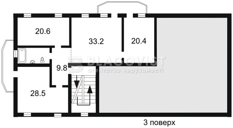 Будинок, H-32711, Білецького Академіка, Київ - Фото 3