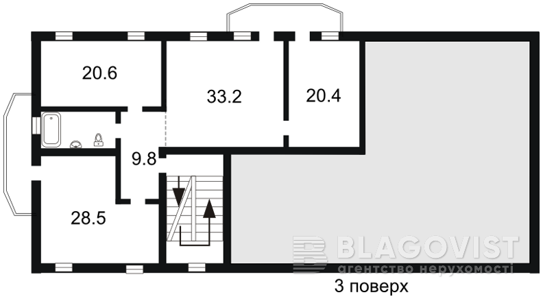 Дом, H-32711, Белецкого Академика, Киев - Фото 3