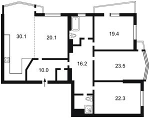 Квартира H-32923, Січових Стрільців (Артема), 52а, Київ - Фото 4
