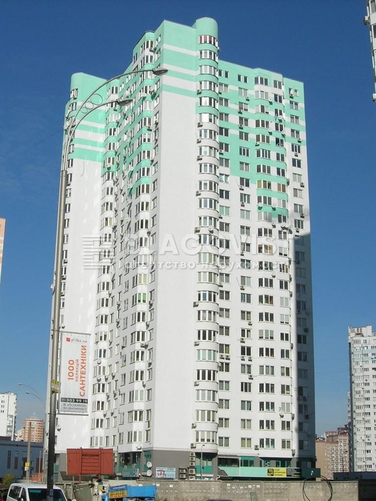 Квартира E-37267, Чавдар Елизаветы, 11, Киев - Фото 1